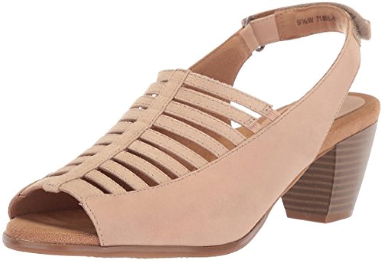 デュアル冷蔵する浪費[Trotters] Women's Minnie Sandal [並行輸入品]