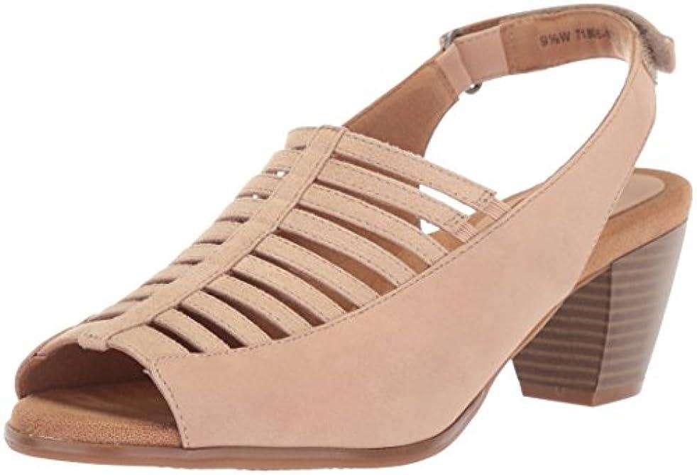 プラスチック用心するアセンブリ[Trotters] Women's Minnie Sandal [並行輸入品]