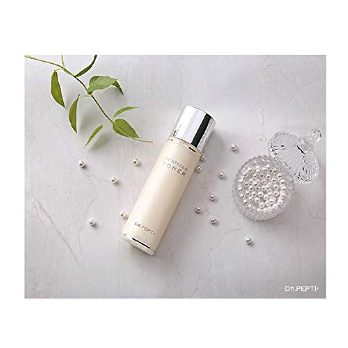 プレーヤーきれいに量ジェイアンドコーシュドクターペプチセンテラトナー180ml韓国コスメ、J&Coceu Dr.Pepti+ Centella Toner 180ml Korean Cosmetics [並行輸入品]