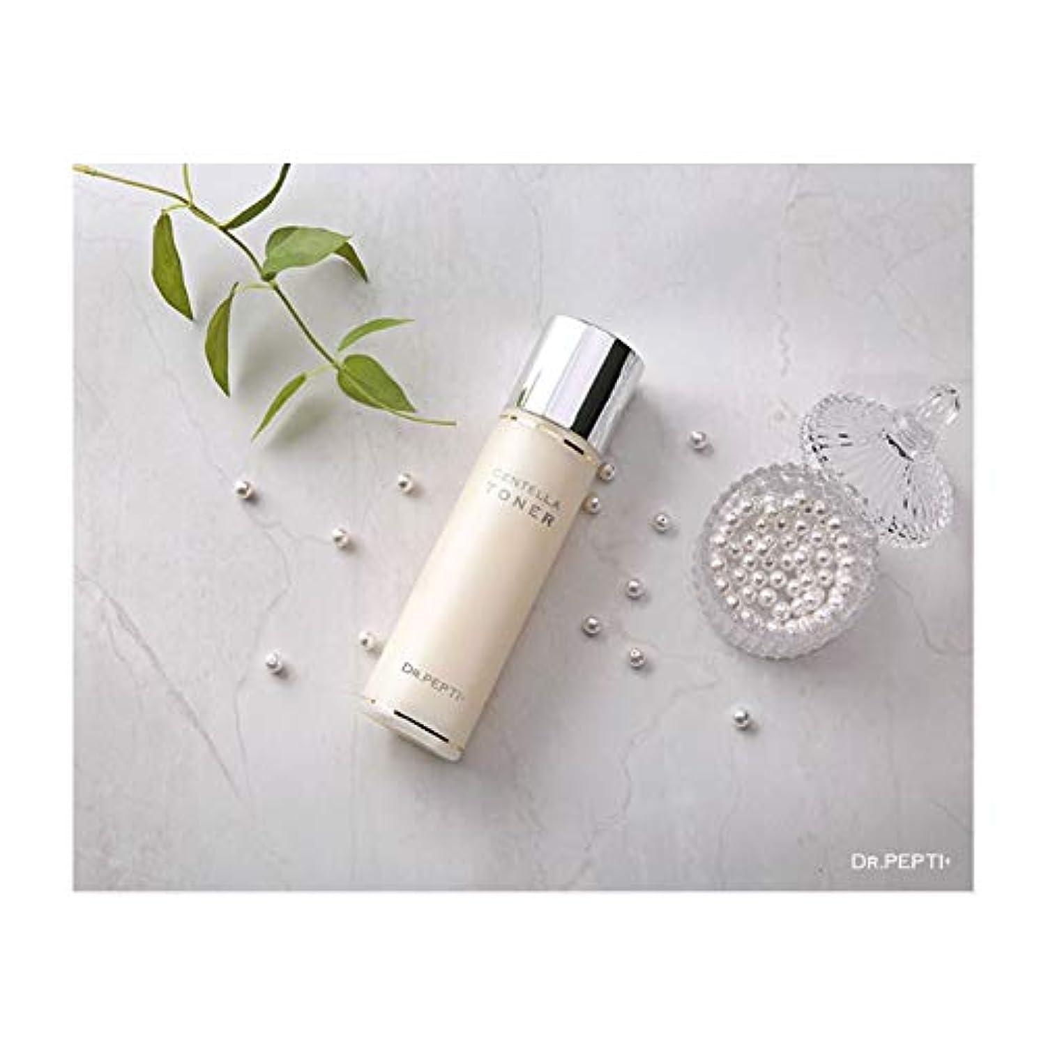 ジェイアンドコーシュドクターペプチセンテラトナー180ml韓国コスメ、J&Coceu Dr.Pepti+ Centella Toner 180ml Korean Cosmetics [並行輸入品]