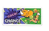 ジャグラー モバイルバッテリー グリーン 4000mAh 2台同時充電可能 使用回数 約500回 GoGo CHANCE