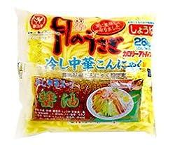 ヨコオデイリーフーズ 月のうさぎ冷やし中華こんにゃく醤油170g×24個