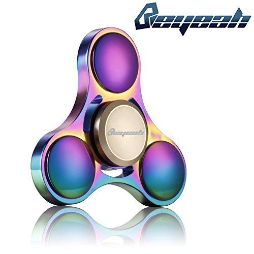 Beyeah ハンドスピナー Hand Spinner 指スピナー おもちゃ セラミックのボールベアリング ストレス解消 子供大人に適用