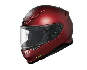 ショウエイ(SHOEI) バイクヘルメット フルフェイス Z-7 ワインレッド M(57cm)