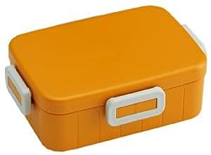 4点ロックランチボックス 650ml JOY COLOR ジョイカラー オレンジ