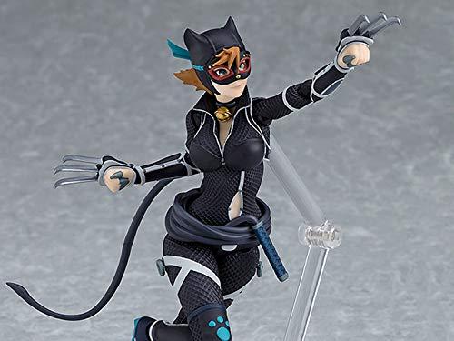 Batman Ninja figma No.412 Catwoman (Ninja Ver.) [並行輸入品]
