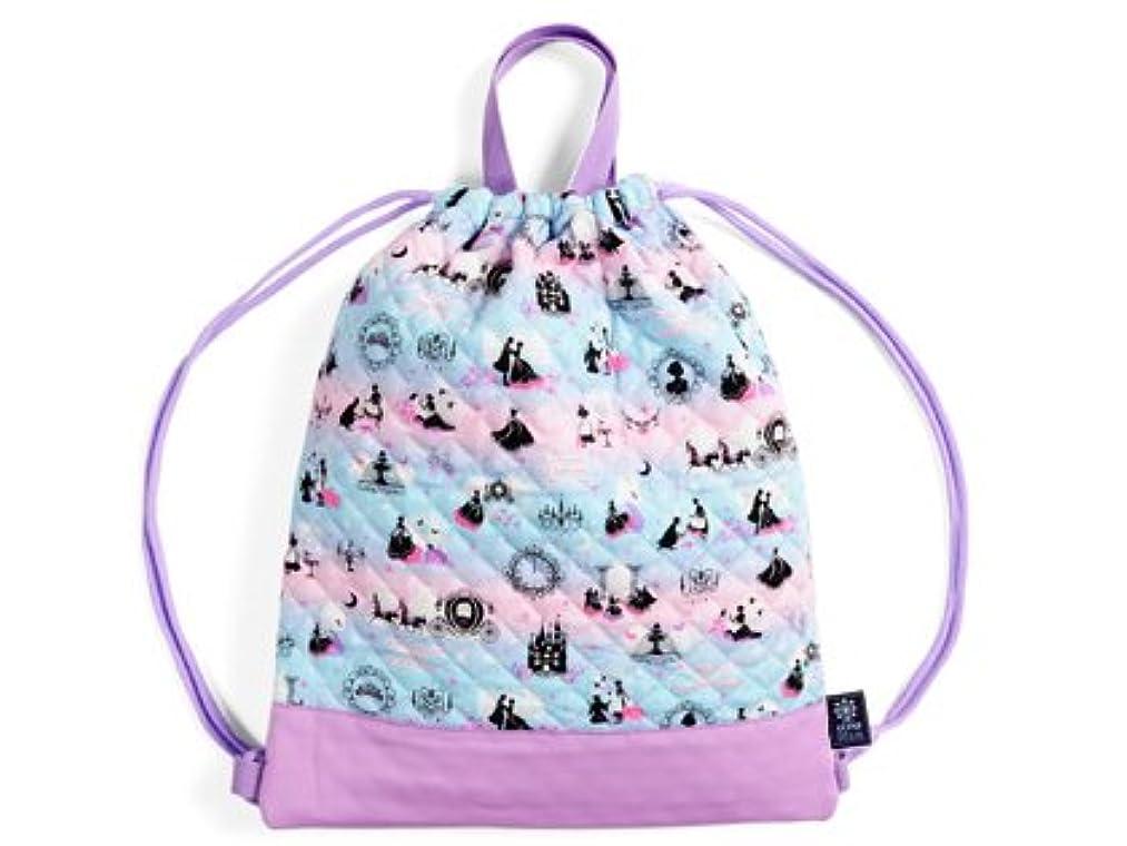 モトリー贅沢なナップサック 巾着 バッグ 午前0時のシンデレラストーリー N0451600