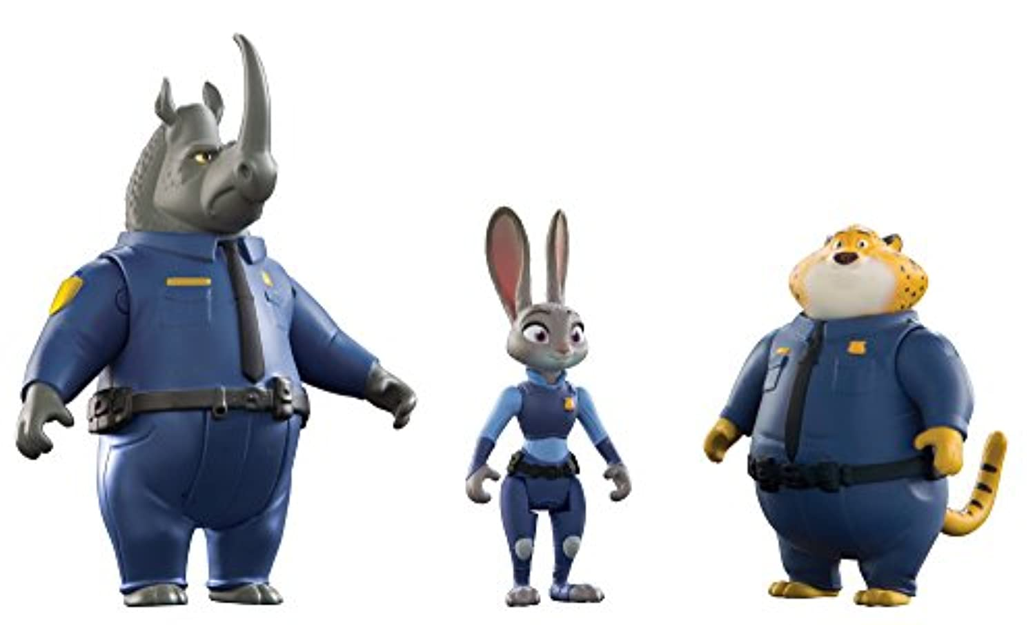 [ディズニー]Disney Zootopia Meet the ZPD Play Set L70052 [並行輸入品]