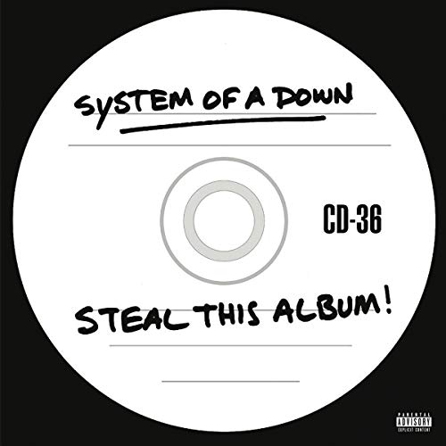 [画像:STEAL THIS ALBUM! [2LP] [12 inch Analog]]