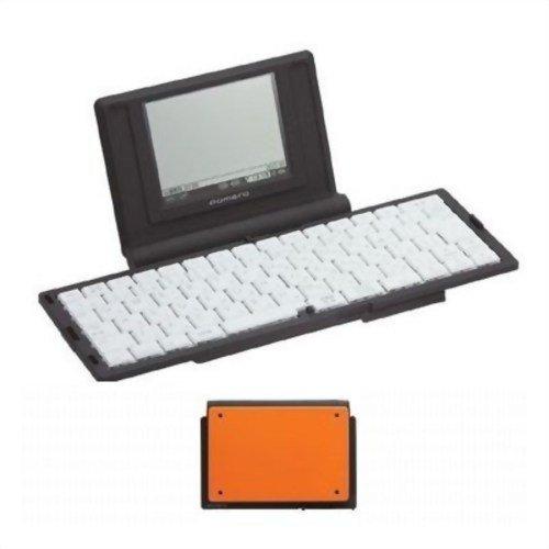 キングジム デジタルメモ ポメラ DM10  トワイライトオレンジ