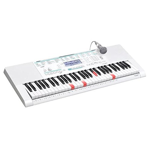カシオ 電子キーボード61標準鍵 光ナビゲーションキーボード LK-228