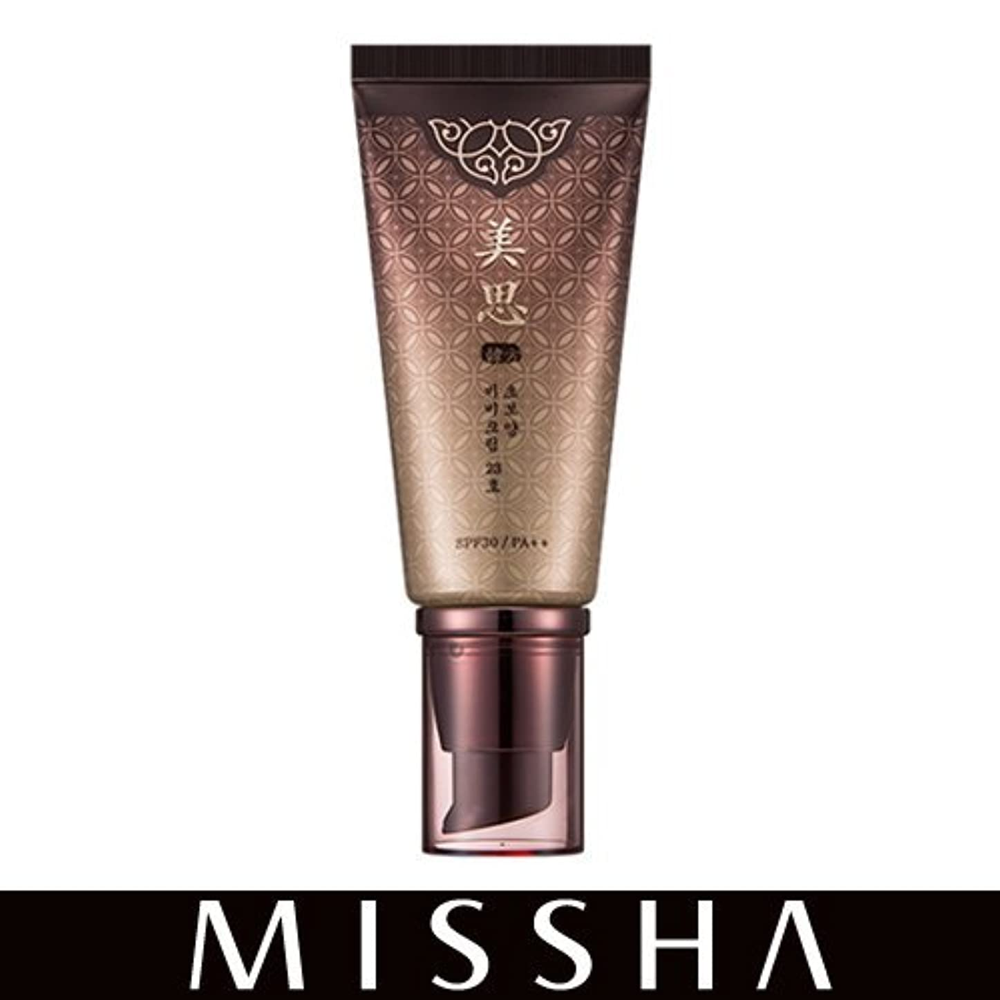 MISSHA/ミシャ チョボヤン BBクリーム[海外直送品] (#23 落ち着いた光)