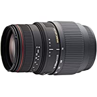 SIGMA 望遠ズームレンズ APO 70-300mm F4-5.6 DG MACRO ソニー用 フルサイズ対応 508340