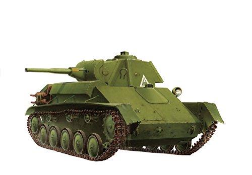 ミニアート 1/35 T-70M軽戦車 ソビエト戦車兵5体付 スペシャルエディション プラモデル
