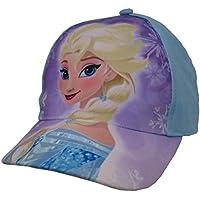 Disney Frozen Elsa Baseball Cap - One Size Girls 4-14 [6014]