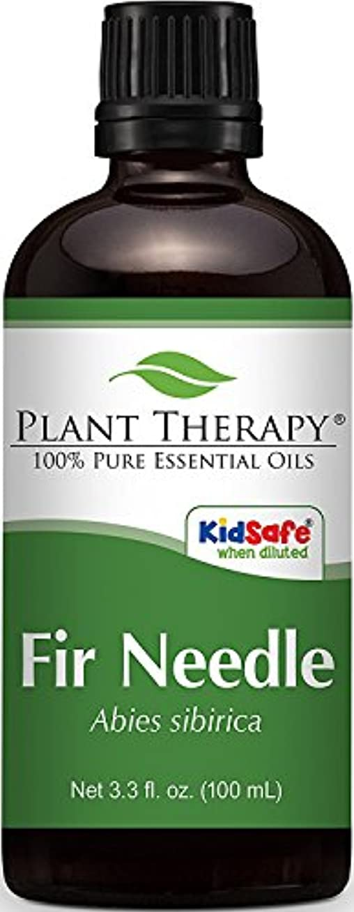 生命体魂りFir Needle Essential Oil. 100 ml (3.3 oz). 100% Pure, Undiluted, Therapeutic Grade