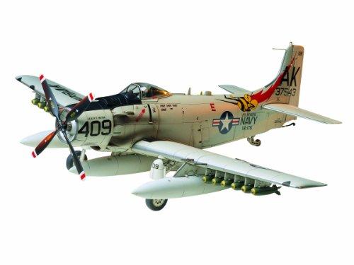 1/48 傑作機 No.58 1/48 ダグラス A-1H スカイレーダー 61058