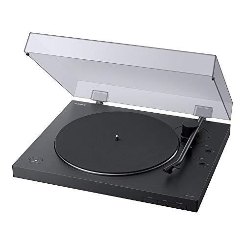 ソニー SONY ステレオレコードプレーヤー Bluetooth対応 USB出力端子搭載 PS-LX310BT