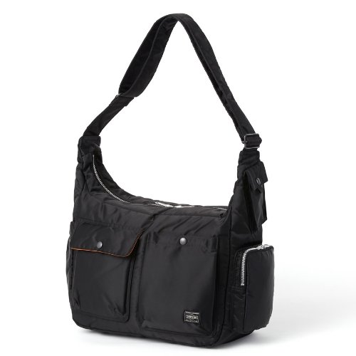 (ヘッド・ポーター) HEAD PORTER | TANKER-ORIGINAL | SHOULDER BAG (L) BLACK