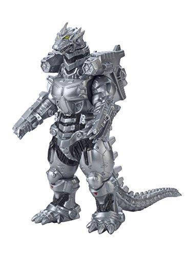 [해외]고질라 영화 괴물 시리즈 메카 고지라 (중무장 형)/Godzilla Movie Monster Series Mechagodzilla (heavily armed type)
