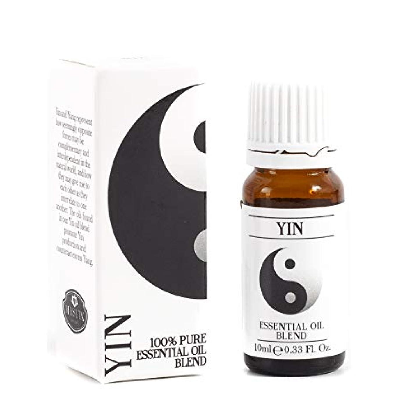 隠振り子顎Mystix London | Yin Essential Oil Blend - 10ml