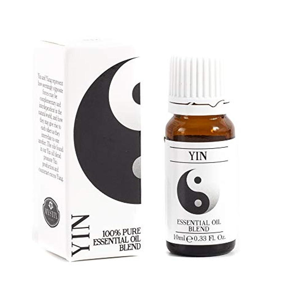 同封する患者権限を与えるMystix London   Yin Essential Oil Blend - 10ml