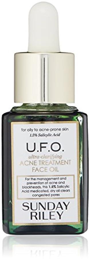 居心地の良い理容室無意味Sunday Riley U.F.O. Ultra-Clarifying Face Oil 15ml