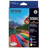 Epson 220XL Value Pack 4 Colour (Original)