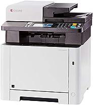 京セラ レーザー プリンター 複合機 A4カラー M5526cdw/26PPM/両面印刷/Wi-Fi Direct/有線LAN/USB【トナー自動再注文機能搭載】
