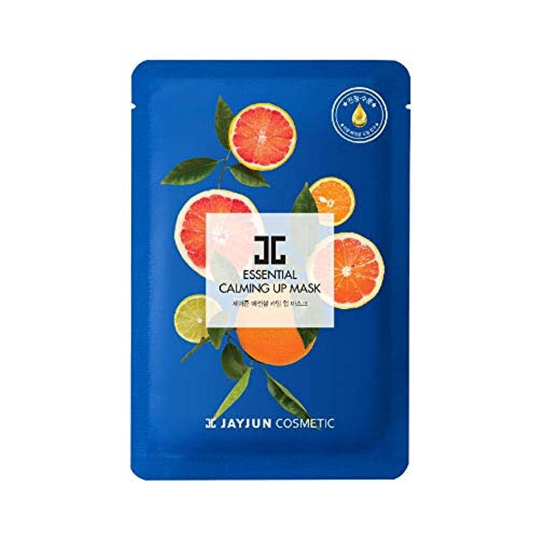 排泄物食堂チップJayjun(ジェイジュン) エッセンシャル カーミングアップマスクシート10枚セット