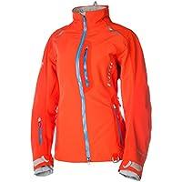 Klim Alpine Parkaレディーススキースノーモービルジャケット–ホットコーラル S オレンジ 4088-001-120-700