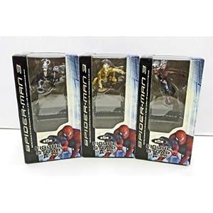 スパイダーマン3 フィギュアストラップ 3種セット