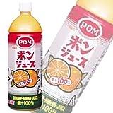 えひめ飲料 POM(ポン) ポンジュース 1L(1000ml)ペットボトル×12(6×2)本入