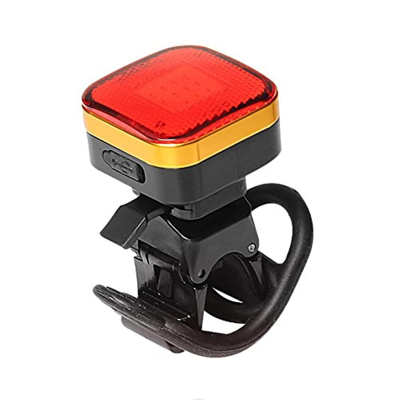 2287 USB充電 自転車のテールライト