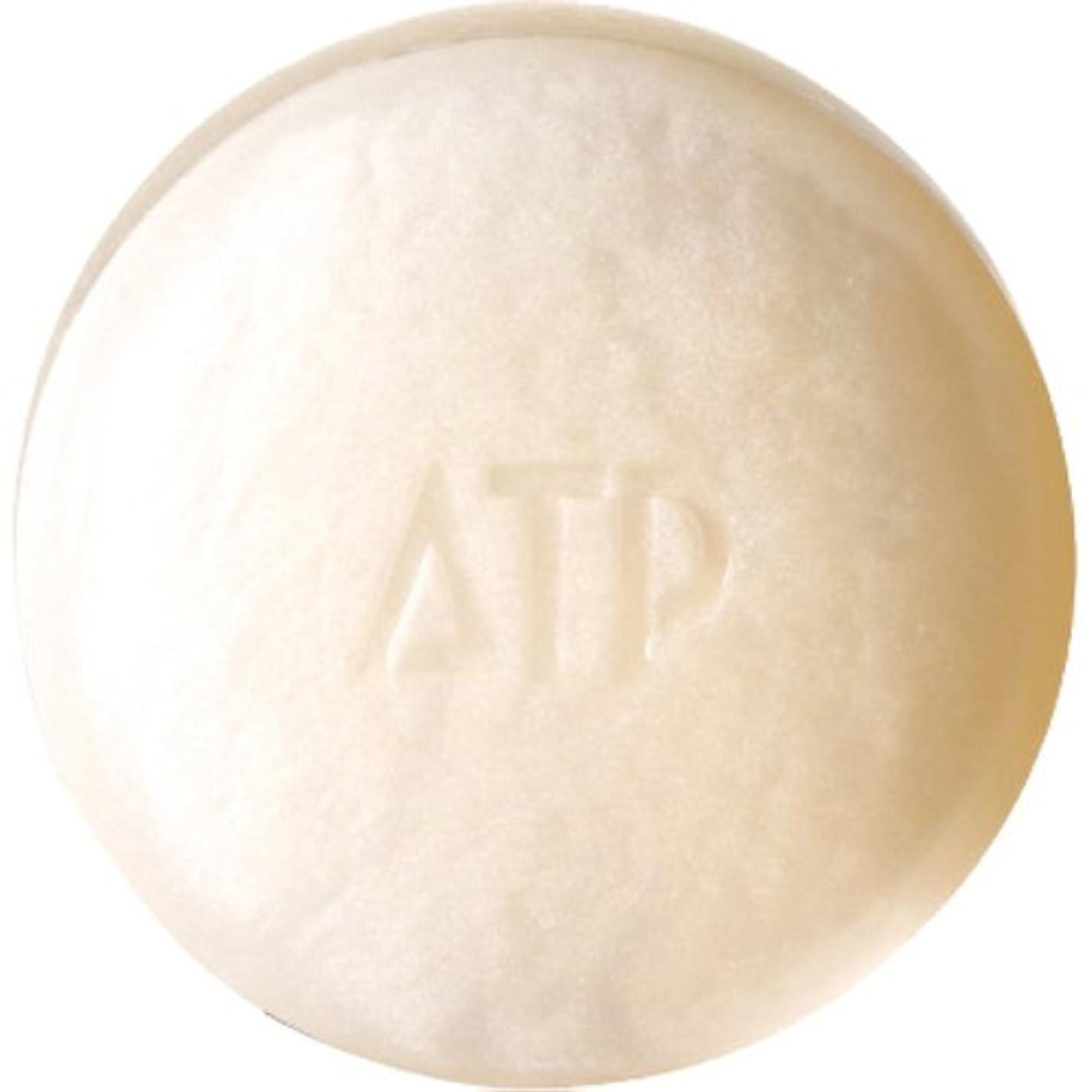 所有権トランジスタシャープ薬用ATP デリケアソープ 100g ケースなし (全身用洗浄石けん?枠練り) [医薬部外品]