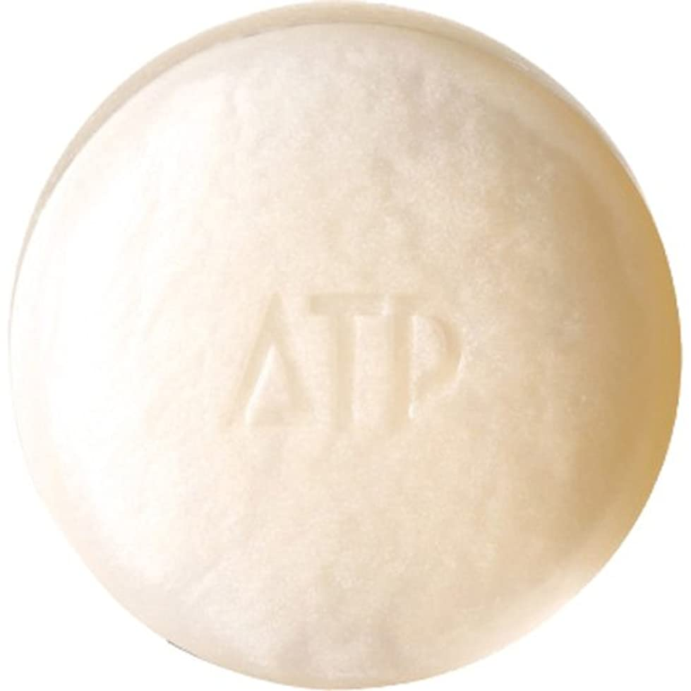 流行シャベル薄暗い薬用ATP デリケアソープ 100g ケースなし (全身用洗浄石けん?枠練り) [医薬部外品]