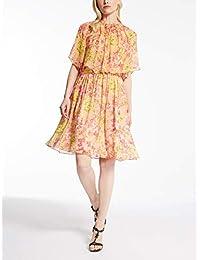 (マックスマーラ) MaxMara Women`s Silk creponne dress 女性のシルククレポネのドレス(並行輸入品)