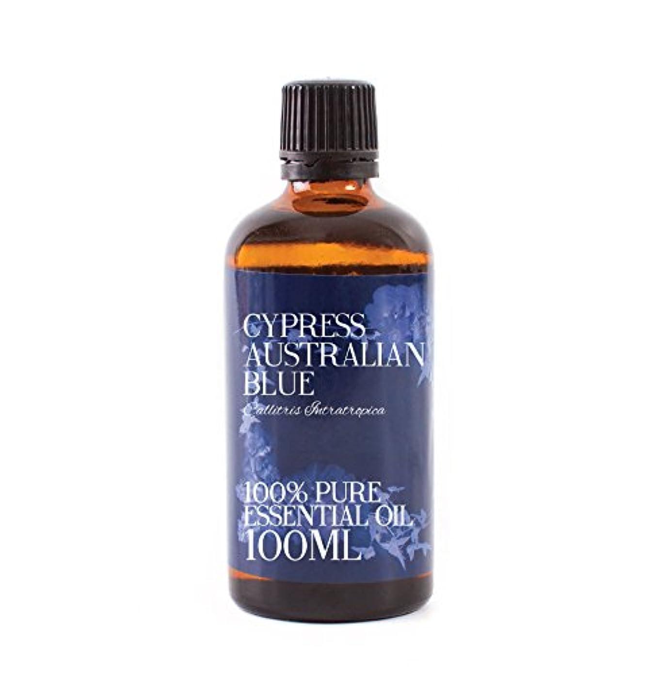 オゾンチャットペナルティMystic Moments | Cypress Australian Blue Essential Oil - 100ml - 100% Pure