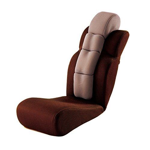 PROIDEA(プロイデア) 骨盤ポール座椅子 NOBIIIL ブラウン