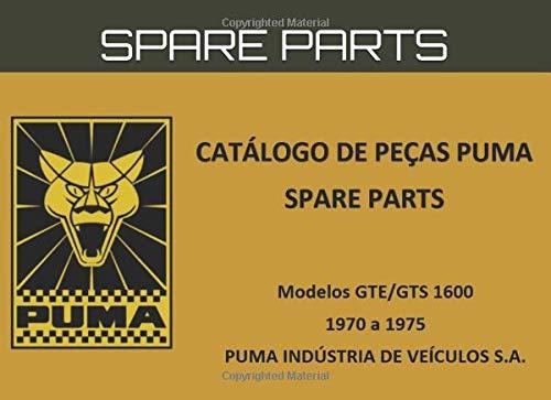 Catálogo de Peças PUMA: Spare ...
