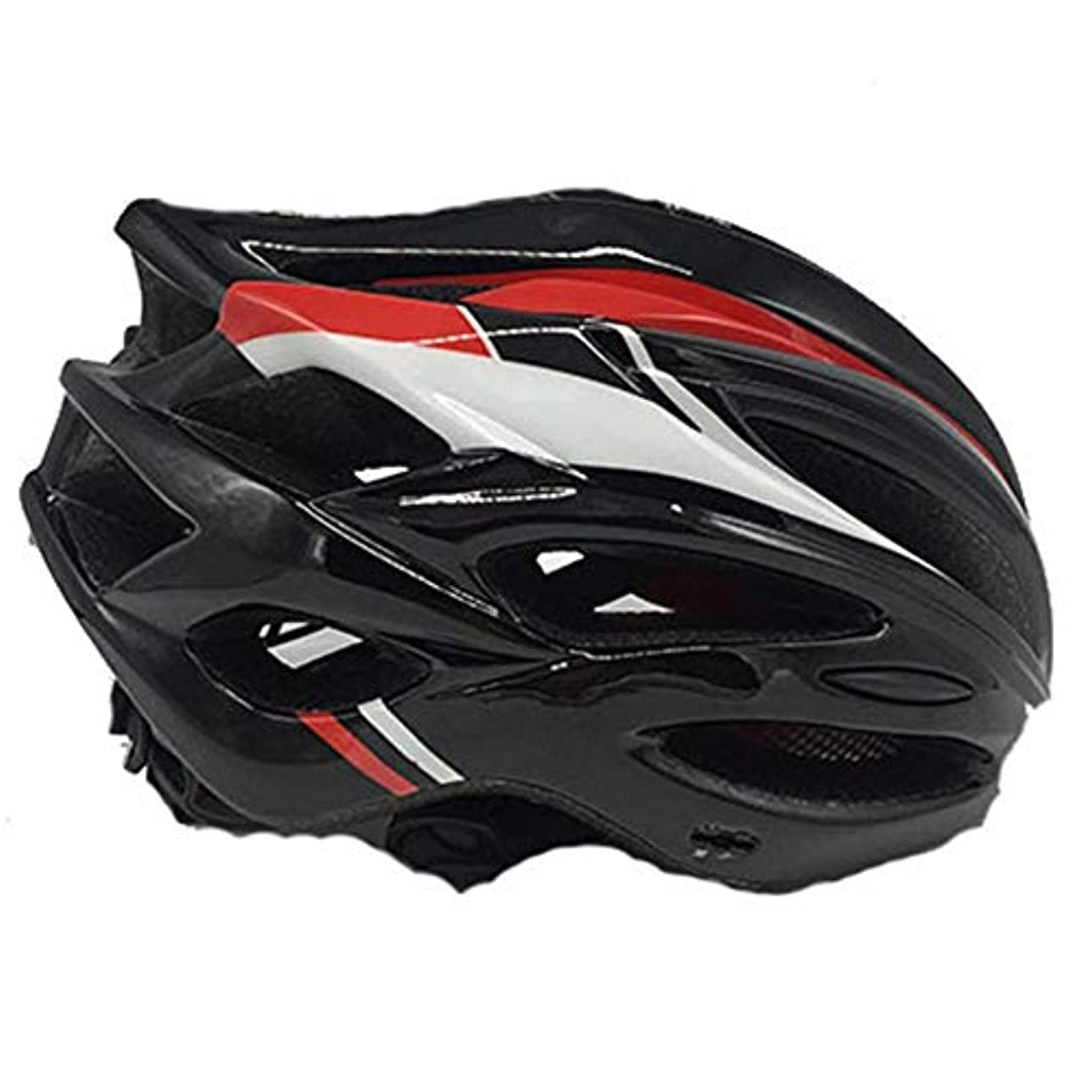 噴水限り勝者TOMSSL高品質 自転車用ヘルメット軽量乗馬用ヘルメットマウンテンバイク自転車用ヘルメット男性と女性用通気性ヘルメット乗馬用具 TOMSSL高品質 (Color : Black)