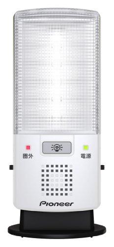Pioneer コードレスフラッシュベル 「フラッシュベルエアー」 ホワイト TF-TA31FA-W 【国内正規品】