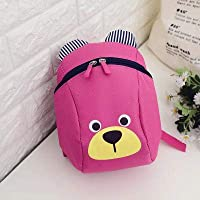 Simple Solid Color Waterproof Princess Schoolbag Girls Schoolbag