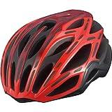 OGK KABUTO(オージーケーカブト) ヘルメット FLAIR(フレアー) カラー:G-1レッド サイズ:L/XL(頭囲 59cm-61cm) FLAIR
