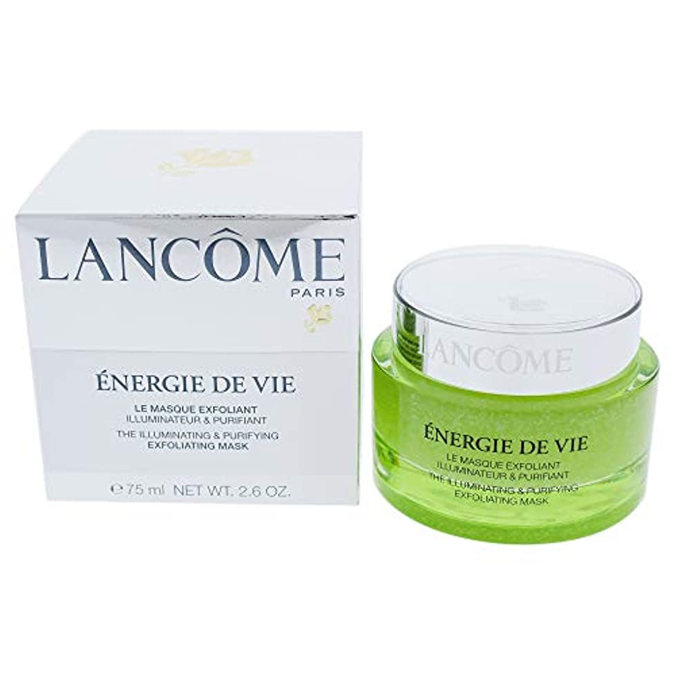 コントローラスカウトラベルランコム Energie De Vie The Illuminating & Purifying Exfoliating Mask 75ml