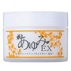 【塗るグルコサミン】あゆみEX100g 1個 ヒアルロン酸コンドロイチン配合 (約30日分)