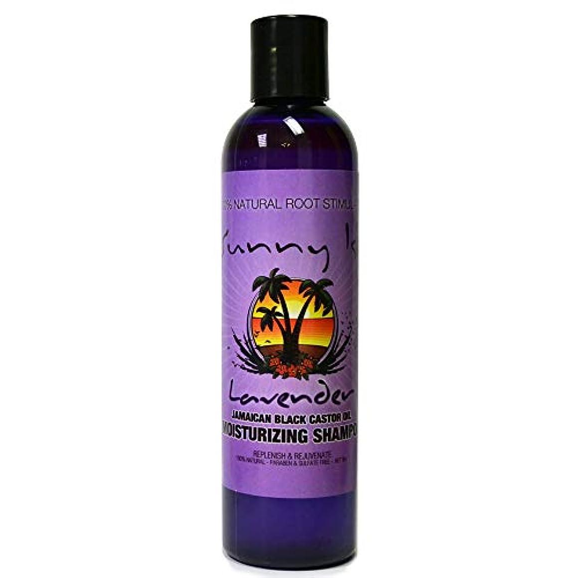 専門パターンしないSunny Isle Jamaican Black Castor Oil サニー島 - ジャマイカブラックヒマシ油モイスチャライジングコンディショナーラベンダー - 8オンスクリアランス価格 8オンス