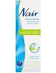 Nair Sensitive Hair Removal Cream 200ml - Nairさん敏感な脱毛クリーム200ミリリットル (Nair) [並行輸入品]