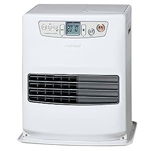 トヨトミ 石油ファンヒーター (木造9畳まで/コンクリート12畳まで) 日本製 ホワイト LC-33H(W)