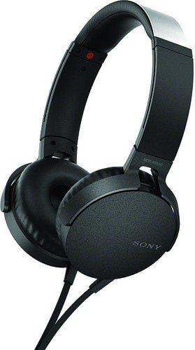 On Ear Extra Bass Headphones